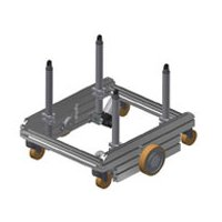 Ket-Rob - Drive platform for AGV/AGC