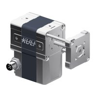 KuLi - electrical short stroke actuator