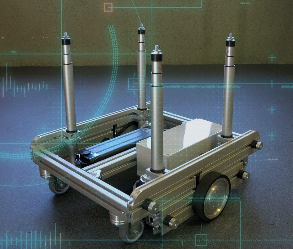 Modular Drive Platform For Your Agv And Agc System Ketterer Drives