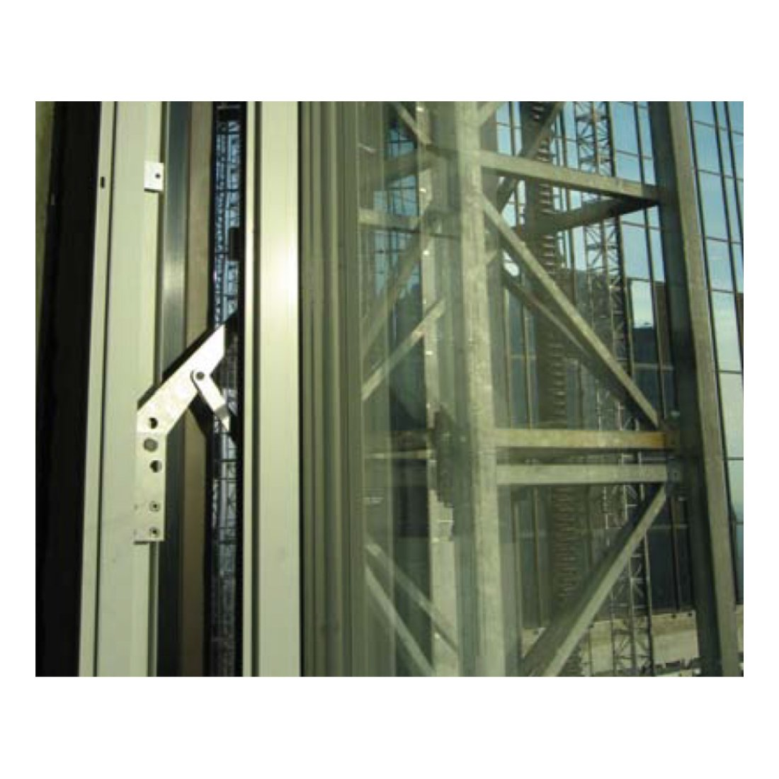 Special Drive Unit for Hinged Windows